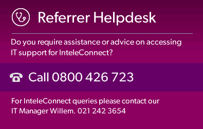 Referrer Helpdesk